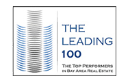 The Leading 100 Top Performers in Bay Area Real Estate logo