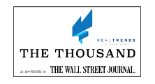Wall Street Journal's The Thousand logo