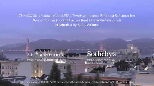Wall Street Journal Names Rebecca Schumacher to Top 250 Agents in America